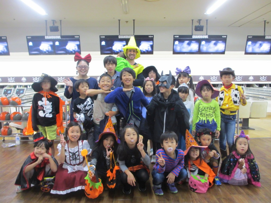 Canuck Language Academy Halloween Party